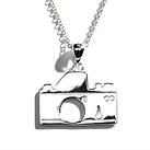 COOPH necklaces line launched with five silver camera-inspired charms