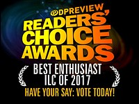 2017 Readers' choice polls: High-end ILC of the year - break the tie!