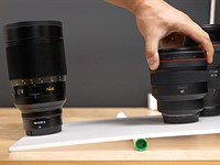 DPReview TV: Nikon 58mm F0.95 'Noct' lens preview