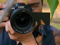 DPReview TV: Panasonic 10-25mm F1.7 preview + Cine Gear announcements