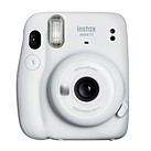 Fujifilm's new Instax Mini 11 features an 'Automatic Exposure' mode and dedicated 'Selfie Mode'