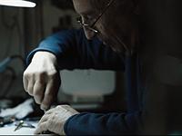 'Camera Master' Gian Luigi Carminati has been repairing cameras for almost 60 years