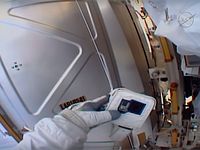 Video: Astronaut forgets to insert SD card into GoPro before spacewalk
