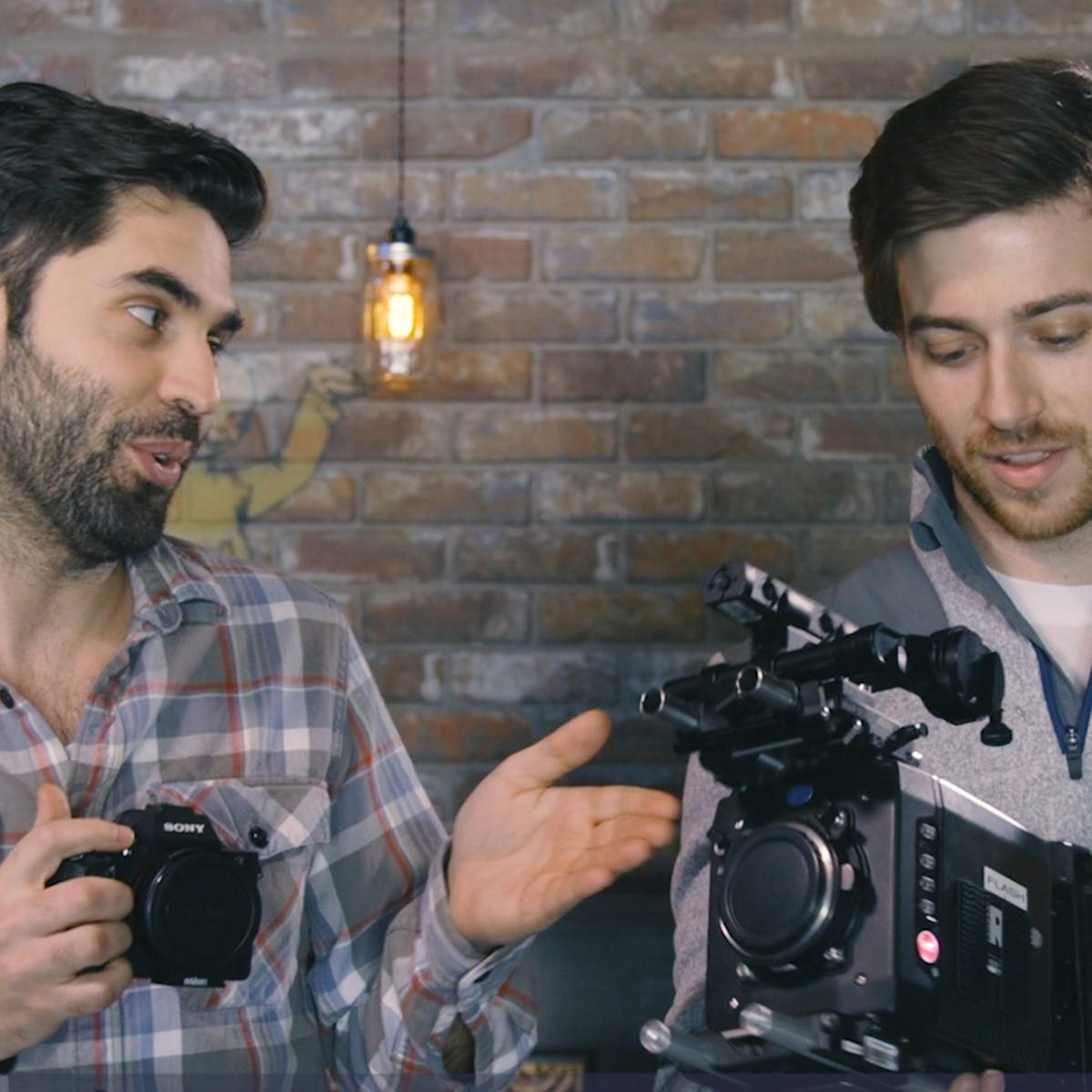 $2,500 Sony a7S II vs $50,000 ARRI Alexa Mini: Can you tell the