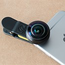 Quick review: Apexel 8mm fisheye lens for smartphones
