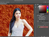 Photoshop CC update adds AI-powered subject selection tool and more