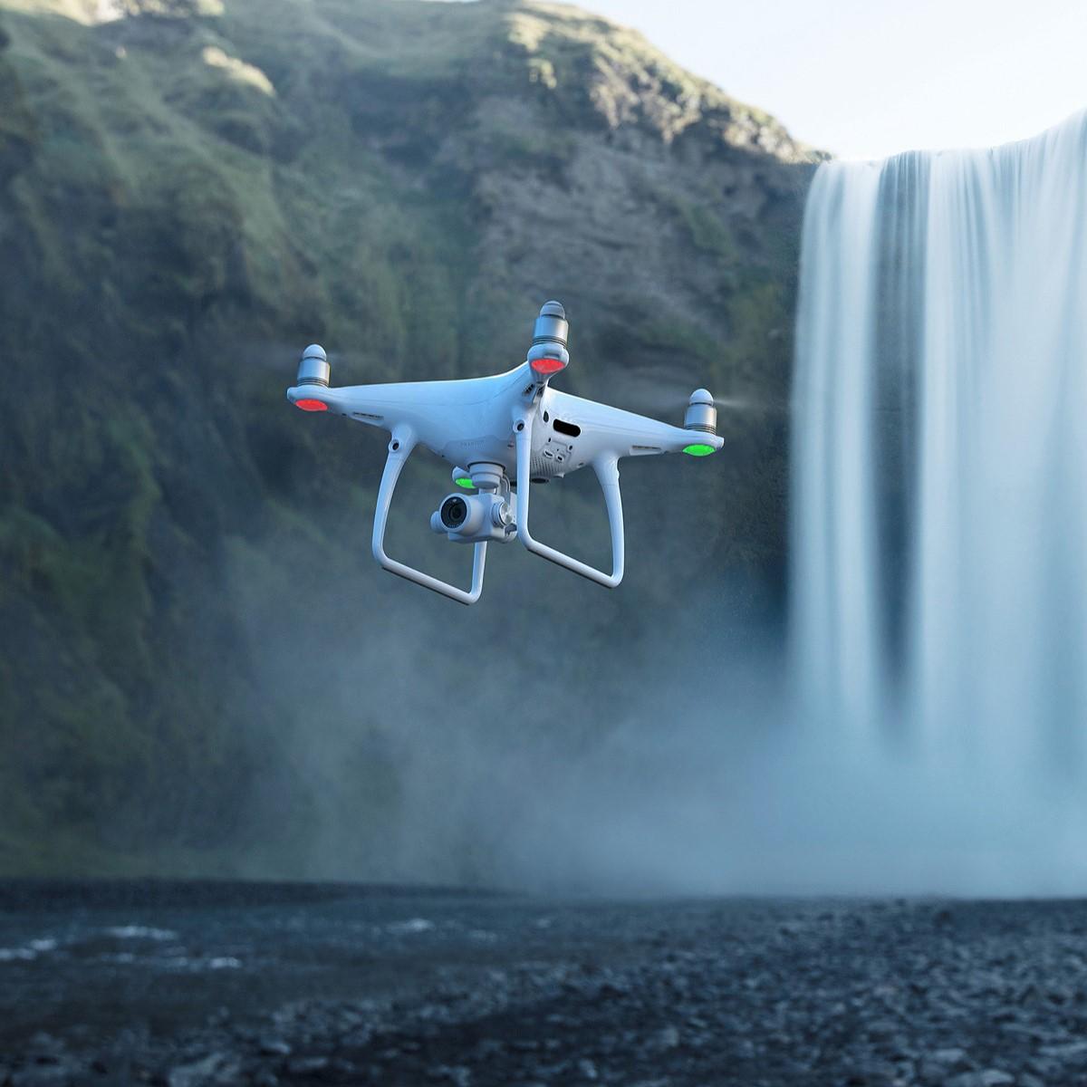 8 x Drone Propeller Blades For Phantom 4 PRO Advanced Design Quick Release P4
