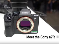 Video: Sony a7R III first look