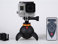 Polaroid launches Eyeball panoramic tripod head