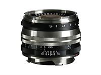Cosina announces new Voigtlander Nokton Vintage 50mm F1.5 Aspherical II VM lens