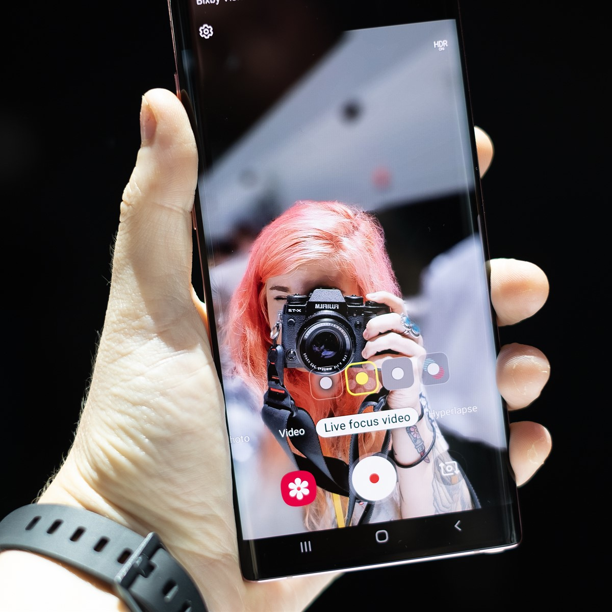 Samsung Galaxy Note 10 hands-on: Digital Photography Review