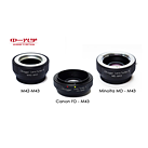 ZY Optics unveils new Lens Turbo adapters for Micro Four Thirds cameras