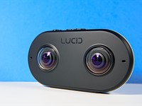Lucid VR begins sales of its LucidCam 3D VR camera