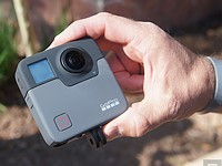 GoPro shows its first 360-degree camera to the world