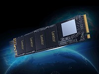 Lexar is showing off a PCIe 4.0 SSD with 7GB/s read sequential speeds