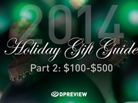 2014 Holiday Gift Guide: $100-500