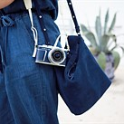 Olympus launches blue edition of the Pen E-PL9 for denim lovers