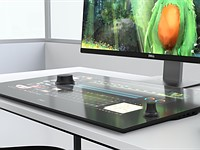 Dell Canvas 27 launched as world's first 'horizontal smart workspace'