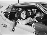 'People in Cars' revisits 1970's LA car culture