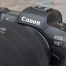 Hands-on with the Canon EOS R5