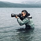Shooting with Nikon's new 500mm F5.6E PF in Kamchatka