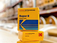 Kodak Ektachrome film products now shipping globally to distributors and dealers