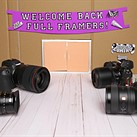 DPReview TV: Full-frame mirrorless camera party