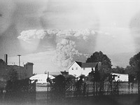 Never before seen photos of Mount St. Helens eruption found in thrift shop camera