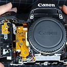 Harder than it looks: LensRentals gets inside the Canon EOS 5D IV