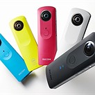 Ricoh launches Theta+ Video app for iPhone