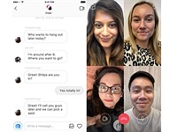 Instagram gets third-party Story support and video chat