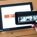 FilmLab is a film negative scanning app for smartphones