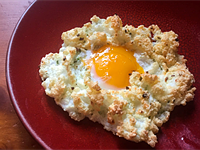 'Cloud eggs' trending on Instagram, were invented over 350 years ago