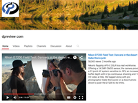 Never miss a video: Subscribe to DPReview on YouTube