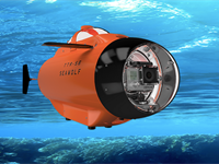 TTRobotix introduces TTR-SB Seawolf submarine for GoPro cameras