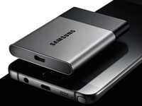 Samsung launches tiny 2TB portable SSD memory device
