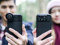 Shiftcam 2.0 iPhone add-on offers 6-in-1 lens-slider and 'Pro' lens options