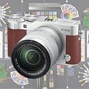 Fujifilm X-A3 added to studio scene comparison