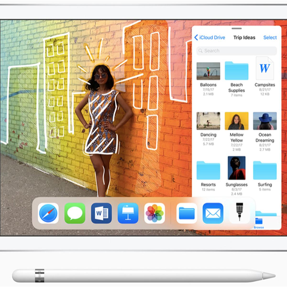 Apple's 2018 iPad 9 7