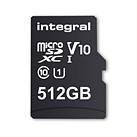 Integral unveils world's first microSD card with 512GB capacity
