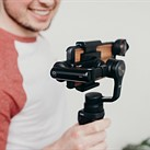 Moment counterweights let you use add on lenses with DJI Osmo Mobile