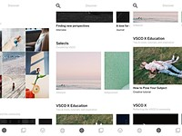 VSCO introduces AI-powered 'discover' feature