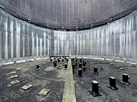Power struggle: Hauntingly beautiful images of abandoned cooling towers