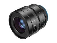 Irix宣布新的45mm T1.5电影镜头佳能EF,索尼E, MFT和Arri PL安装