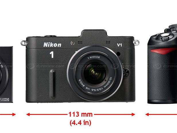Why make a small-sensor mirrorless camera?: Digital Photography Review
