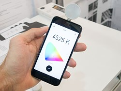 Lumulabs Lumu Power adds a light and color meter to your iPhone 2