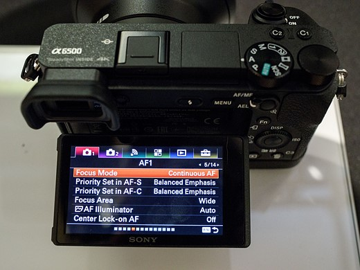 Sony a6300 versus a6500: what's changed, and what still needs to change 5