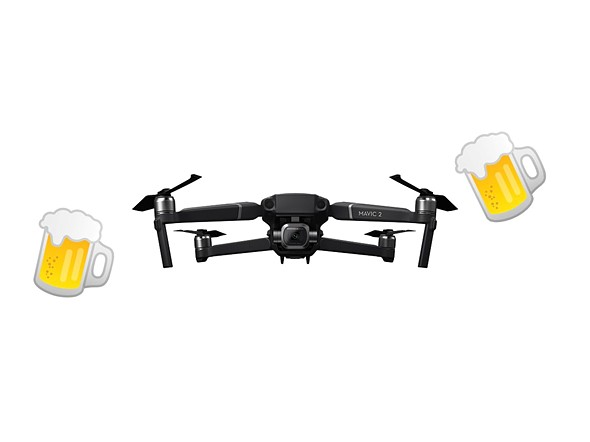 It is now illegal to drink and drone in Japan