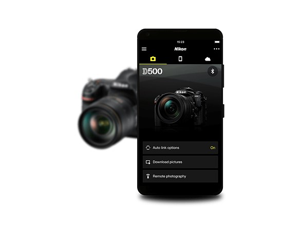 Nikon SnapBridge 2.6 update brings raw image transfer support to Android, iOS