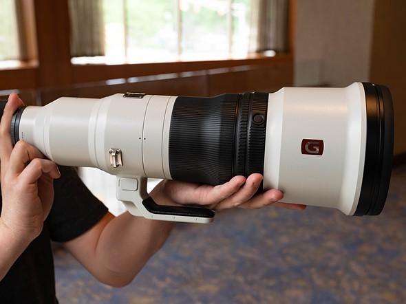 Future lenses for today': Sony's Yasuyuki Nagata talks high-end